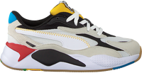 Weiße PUMA Sneaker low RS-X3 WH PS  - medium