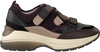 Rote LOLA CRUZ Sneaker 444Z88BK-D-I19  - small