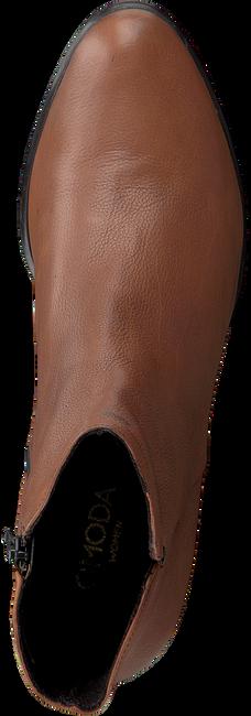 Cognacfarbene OMODA Stiefeletten 44509  - large