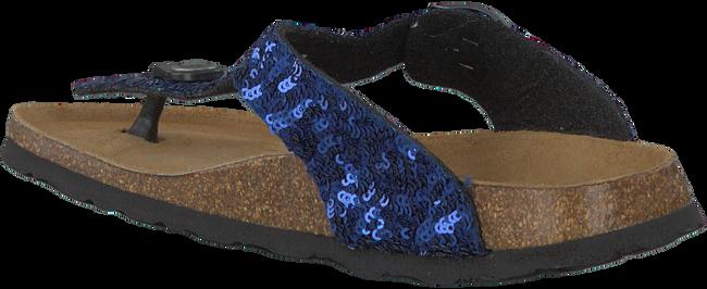 Blaue WARMBAT Zehentrenner 081503 - large