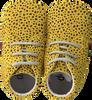 Gelbe DEVELAB Babyschuhe 41043  - small