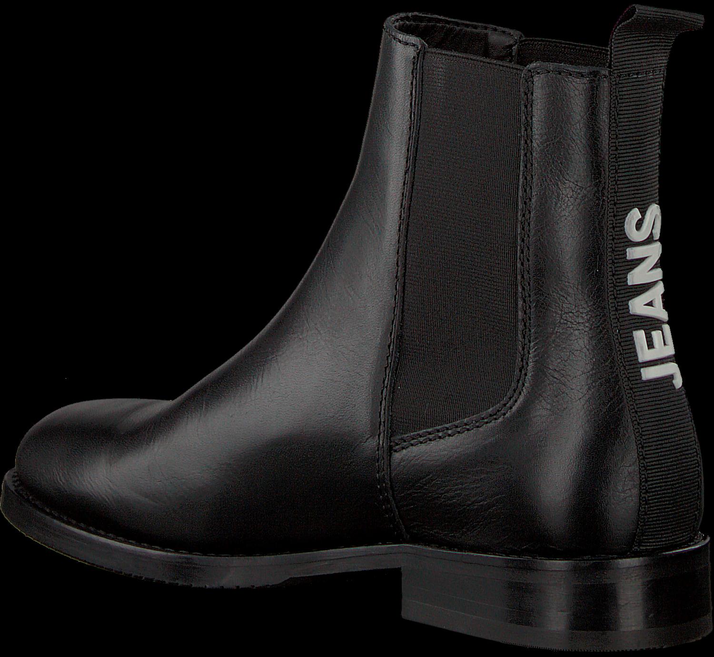 4907c0418a86f6 Schwarze TOMMY HILFIGER Chelsea Boots EN0EN00260. TOMMY HILFIGER. -30%.  Previous