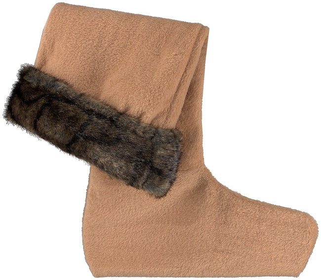 Braune DUBARRY Socken CHEETAH - large