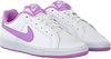 Weiße NIKE Sneaker COURT ROYALE (GS)  - small
