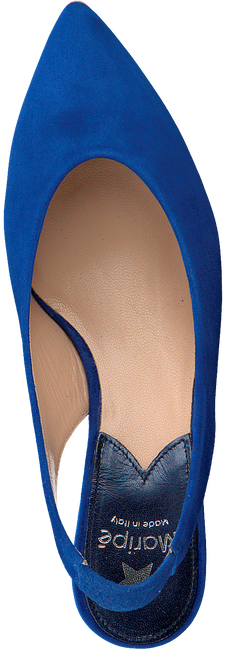 Blaue MARIPE Pumps 26653  - large