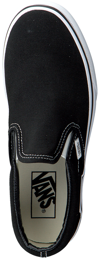 Schwarze VANS Sneaker CLASSIC SLIP-ON  PLATFORM CLAS - larger