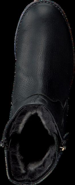 Schwarze OMODA Stiefeletten 8804  - large