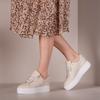 Beige NUBIKK Sneaker low ELISE MARLOW  - small