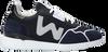 Blaue WOMSH Sneaker low RUNNY HEREN  - small