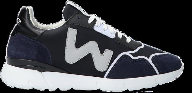 Blaue WOMSH Sneaker low RUNNY HEREN  - large