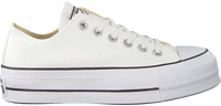 white CONVERSE shoe CHUCK TAYLOR ALL STAR LIFT  - medium