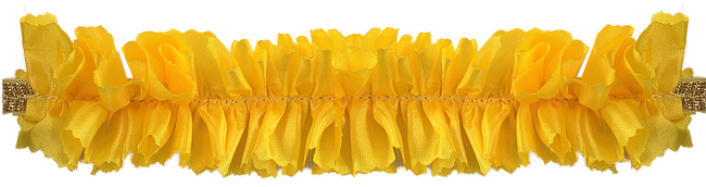 Gelbe LE BIG Stirnband NAVYA HEADBAND  - large
