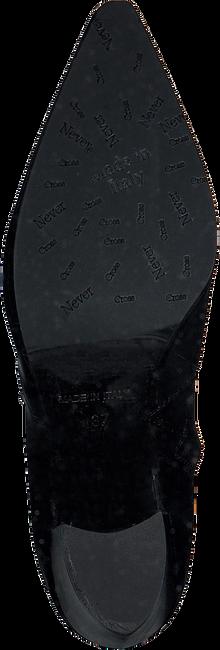 Schwarze NOTRE-V Stiefeletten 01A-203  - large