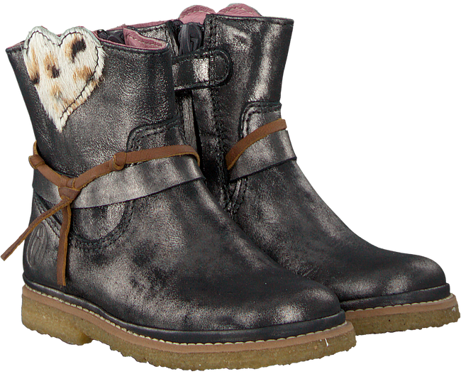 Silberne SHOESME Stiefeletten BC8W064 - large