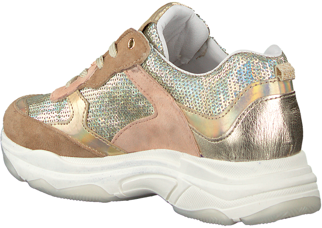 Goldfarbene TON & TON Sneaker low TINA 2  - large