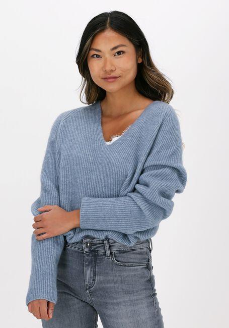 Hellblau DRYKORN Pullover LINNIE  - large