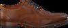 Cognacfarbene VAN LIER Business Schuhe 1919110  - small