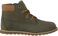 Graue TIMBERLAND Ankle Boots POKEY PINE 6IN BOOT KIDS - medium