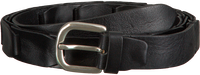 Schwarze MAZZELTOV Gürtel 699/30  - medium
