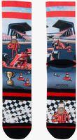 Mehrfarbige/Bunte XPOOOS Socken LUKE RACING  - medium