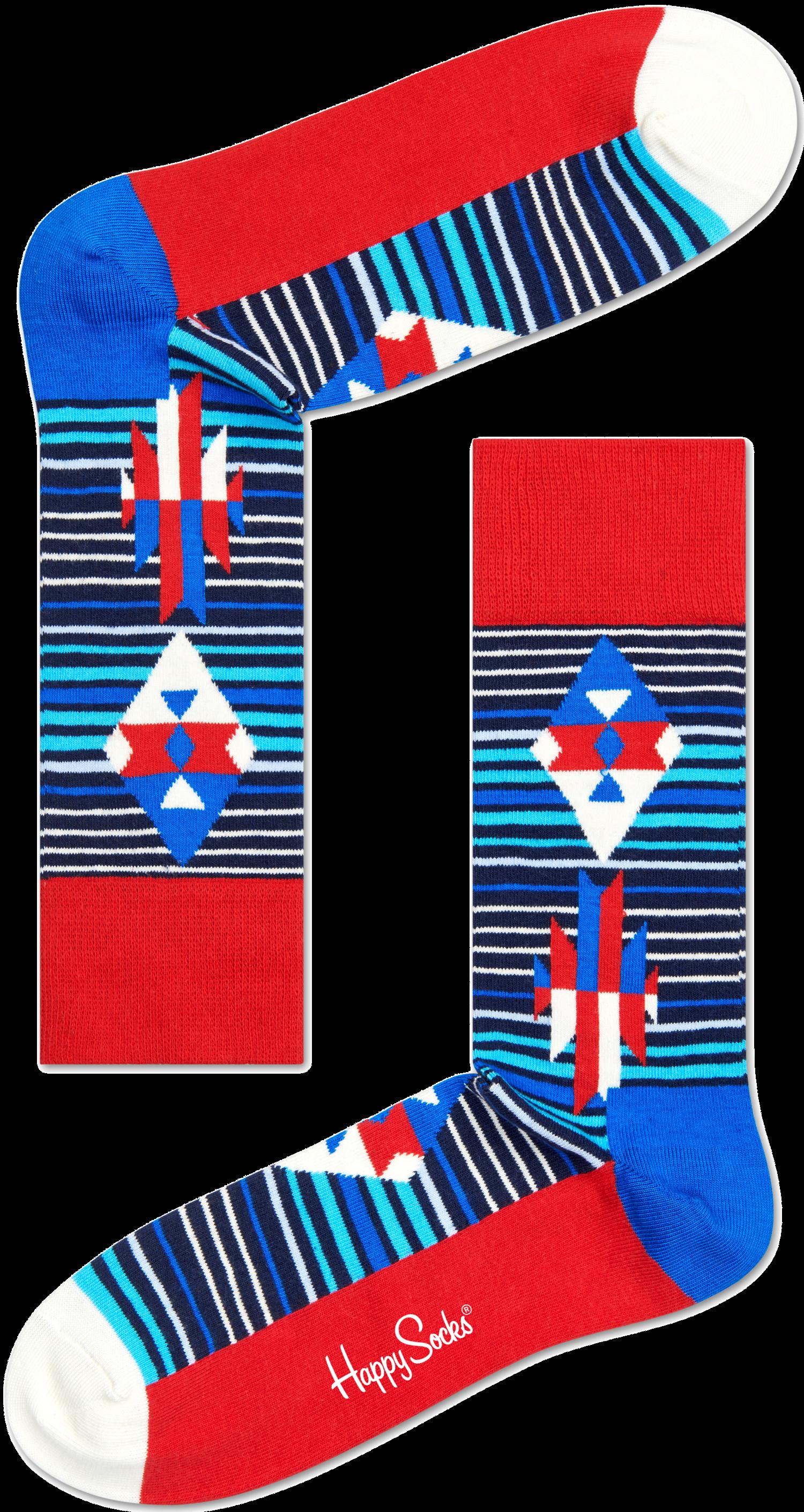 Blaue HAPPY SOCKS Socken SI01 0F7y1