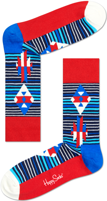 Blaue HAPPY SOCKS Socken SI01 - large