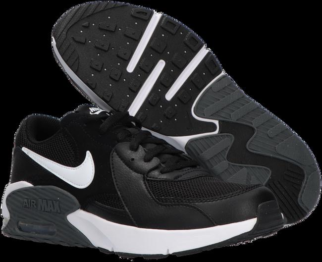 Schwarze NIKE Sneaker low AIR MAX EXCEE (GS)  - large