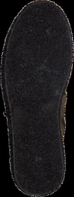 Taupe CA'SHOTT Schnürboots 18110  - large