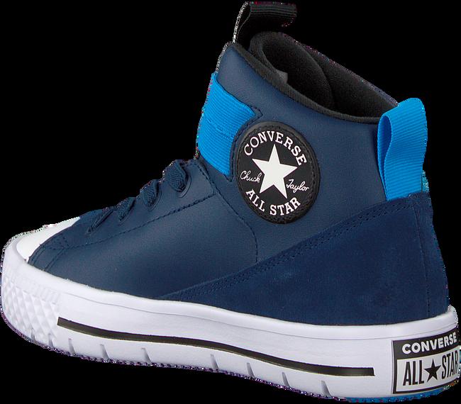 Blaue CONVERSE Sneaker CHUCK TAYLOR HIGH STREET KIDS - large