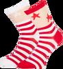 Rote MARCMARCS Socken CATHARINA - small