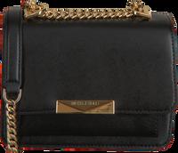 Schwarze MICHAEL KORS Handtasche XS GUSSET CROSSBODY  - medium
