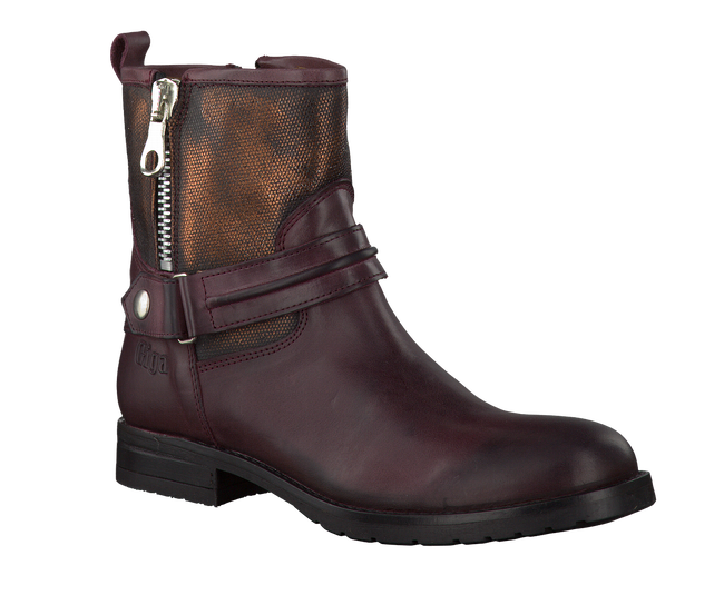 Rote GIGA Langschaftstiefel 5634 - large