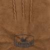 Cognacfarbene WARMBAT Handschuhe GLOVES WOMEN SUEDE - small