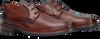Cognacfarbene VAN LIER Business Schuhe SABINUS  - small