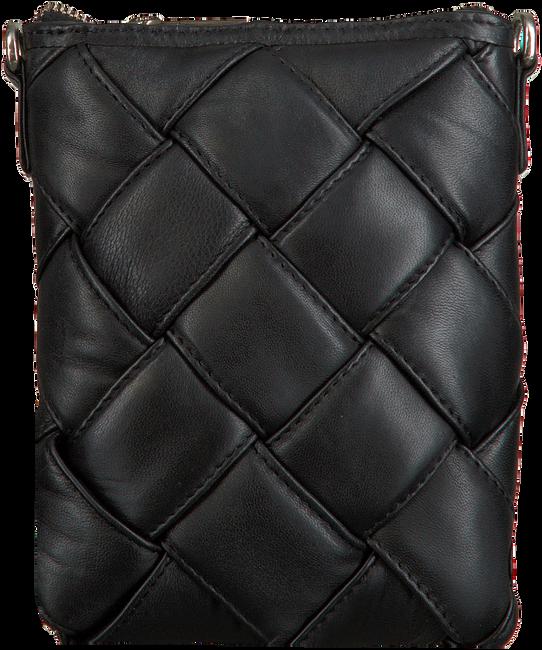 Schwarze DEPECHE Umhängetasche 14540  - large