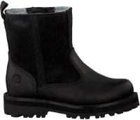 Schwarze TIMBERLAND Ankle Boots COURMA KID WARM LINED BOOT  - medium