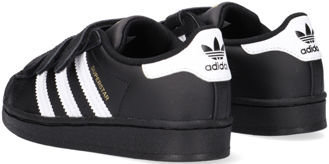 Schwarze ADIDAS Sneaker SUPERSTAR CF C  - large