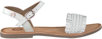 Weiße GIOSEPPO Sandalen 48616  - medium