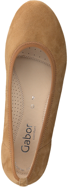 Braune GABOR Slipper 641  - large