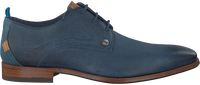 Blaue REHAB Business Schuhe GREG WALL 02 - medium