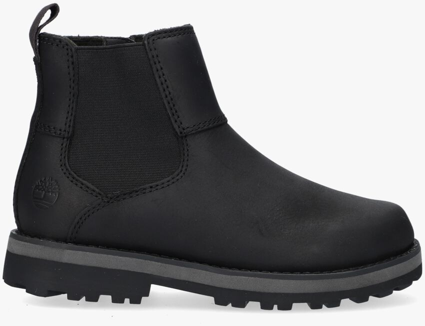Schwarze TIMBERLAND Chelsea Boots COURMA KID  - larger