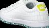 Weiße LACOSTE Sneaker CARNABY EVO 118 1 SPC - small