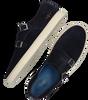 Blaue GIORGIO Business Schuhe 21730  - small