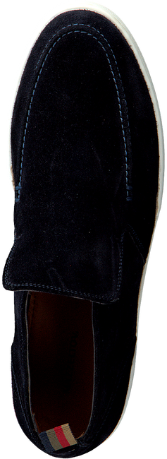Blaue MAZZELTOV Slipper 51126  - large