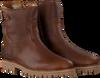 Cognacfarbene GIGA Stiefeletten 9531 - small
