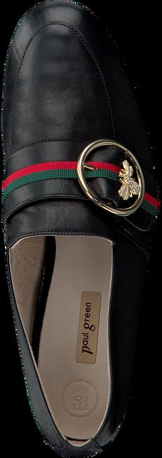 Schwarze PAUL GREEN Loafer 2472  - large