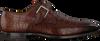 Braune MAGNANNI Business Schuhe 22644  - small