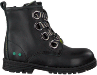 Schwarze BUNNIES JR Schnürboots TOSCA TROTS  - medium
