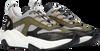 Grüne WYSH Sneaker low CALVIN  - small