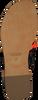 Braune GUESS Pantolette GENERA  - small